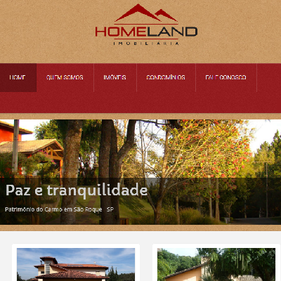Imobiliaria Home Land