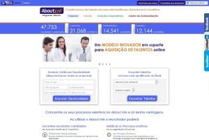 Modelo - Portal About Me