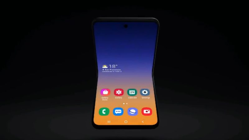 Primeiros vazamentos dão ideia de especificações do Galaxy Z Flip, o novo dobrável da Samsung.